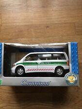 Cararama Police Polizei van  - 1/32- 007