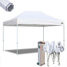 Ez Pop Up Canopy 10x15 Heavy Duty Outdoor Party Tent Trade Show Instant Gazebo
