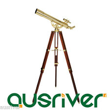 Celestron Ambassador Series 80AZ Brass Telescope Perfect Christmas Gift 21034