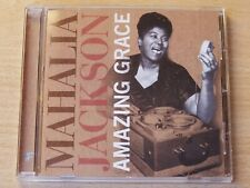 Mahalia Jackson/Amazing Grace/2001 CD Album