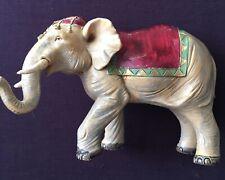 Dep. Italy #270 Fontanini Heirloom Nativity Village Elephant Figure 1992