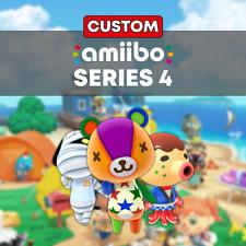 Animal Crossing | Amiibo NFC Karte Bewohner Serie 4 #317-#400
