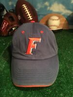Florida gators adjustable strapback top of the world hat cap h46