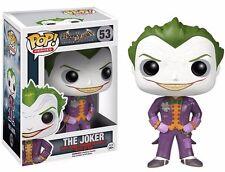 Funko Pop Heroes: Batman Arkham Asylum Joker
