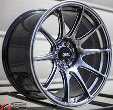 "18X8.75"" XXR 527 WHEELS 5X100/114.3 CHROMIUM RIMS ET35MM FITS ACURA TL 2004-2008"