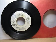 Old 45 RPM Record - Epic 34-03796 - Culture Club - Time (on both sides)