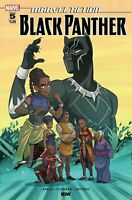 MARVEL ACTION BLACK PANTHER #5 IDW  FLOREAN COVER A ANIMATED  KIDS