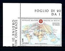 SMOM - 1970 - FOGLI - Ospedali dell'Ordine nel mondo