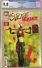 Suicide Squad (2018) #35 CGC 9.8 Andrea Sorrentino Variant Cover!
