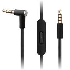 Noir Câble Audio Avec RemoteTalk pour Solo 2 Beats by Dr Dre Casque-Solo HD