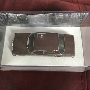 1:43 James Bond Car Collection Mercedes Benz 200D (For Your Eyes Only)