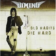 Dimino Old Habits Die Hard Japan Cd Meat Loaf Stryper Twisted Sister Angel