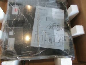 "CORNING OPTICAL PATCH PANEL HOUSING 19"", P/N CCH-01U, HOLDS 2 PANELS /MODULES"