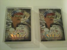 Wheels 7 DIAMONDS 7 GEMS Dale Earnhardt Nascar/ Racing / Collectors Cards