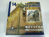 Castilla La Mancha Nuestro Patrimonio JCCM Libro Gran Formato tapa Dura 481 pags