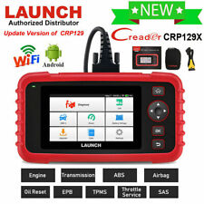 Launch X431 CRP129X OBD2 Scanner ABS SRS AT Engine EPB Diagnostic Code Reader