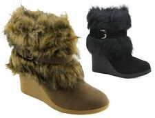 Stiletto Suede Pull On Boots for Women