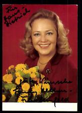 Lonny Kellner Frankenfeld Autogrammkarte Original Signiert # BC 44797