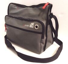 Sport Tek Messenger Media Shoulder Bag