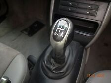 Porsche Boxster 985 - 5 Speed Manual Gear Knob in Black                    (•̪●)