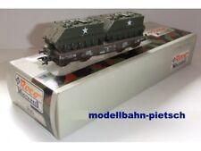 Roco 830 - Flachwagen RIMMP + 2 M113 Us Army, neu, OVP
