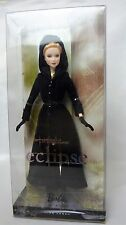 Twilight Saga Eclipse Barbie Collector Pink Label Jane doll Mint in damage box