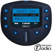 Acoustic Solutions DAB-ICS100 Universal Integratable Add-On DAB Radio and Aerial