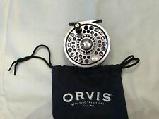 Orvis Battenkill Iii Fly Fishing Reel for Line weights 5-7 with Cloth Bag