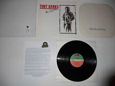 Tony Banks The Fugitive '83 Townhouse 1st Mint Genesis Ultrasonic CLEAN