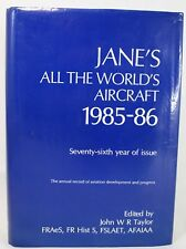 Jane's All The World's Aircraft 1985-86, 76th Year of Issue