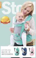 Ergonomic Baby Carrier Front Facing Kangaroo Baby Infant Kid Baby Hip seat Sling