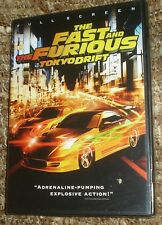 The Fast and the Furious: Tokyo Drift (DVD, 2006, Full Frame), NEW AND SEALED