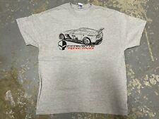 NEW - Chevrolet Corvette Racing C7.R Promotional T-Shirt - SZ XL - Heavy Cotton