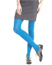 HUE Bluejay Opaque Tights, Size 2 - MSRP $13.50