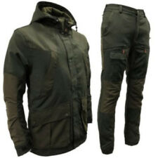 Mens Waterproof Jacket Trousers Walking Hiking Fishing