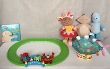In The Night Garden Toys - Musical Ninky Nonk Pinky Ponk Upsy Daisy Iggle Piggle