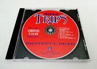 Grateful Dead Road Trips Carousel 2-14-68 Bonus Disc CD Vol. 2 No. 2 SF CA 1968