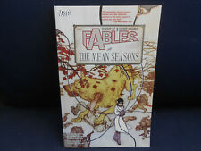 Fables vol 5 The Mean Seasons tpb (2005, DC/Vertigo)