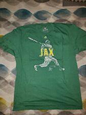 Reggie Jackson Oakland A's Majestic tshirt 2XL