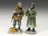 "KING AND COUNTRY WW2 German ""Take Some!"" BBG040"