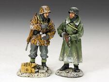 "King and Country WW2 tedesco ""Prendi alcuni!"" BBG040"