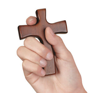 Confirmation Wood Hand Cross Communion Gift Religious Holy Spirit - FREE SHIP!