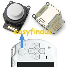for PSP 2000 series SLIM Repair Button Analog Joystick white NEW