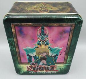 YuGiOh Vintage Karten Collectible Jinzo Tin Box - MRD, MRL, PSV, LON