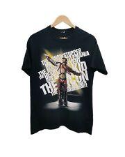 2011 WrestlingMania WWF HBK Shawn Michaels T shirt