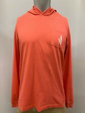 "New johnnie-O ""Surfer"" Men's Hoodie, Pink, Small & Medium"