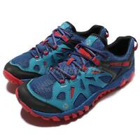 Merrell All Out Blaze Aero Sport Blue Red Men Outdoors Hiking Shoes J32833