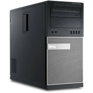 Dell Optiplex 9020 Intel Core i7-4770 @ 3.40GHz 16GB RAM 500GB HDD DVDRW