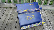 Vintage Park & Tilford Chocolate Candy Bar Store Counter Display Tin