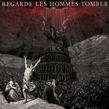 Regarde Les Hommes Tomber - Regarde Les Hommes Tomber CD 2013 sludge black metal